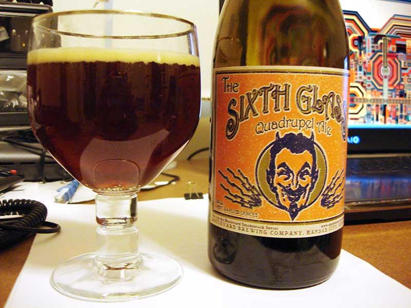 The Sixth Glass Quadrupel Ale