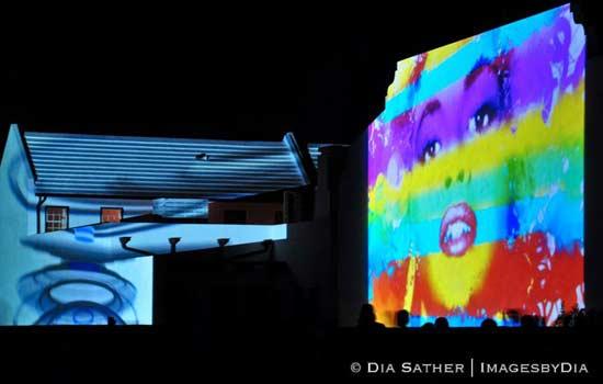 Bombshell at Digital Graffiti Alys Beach Florida