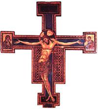 Pisano Crucifix