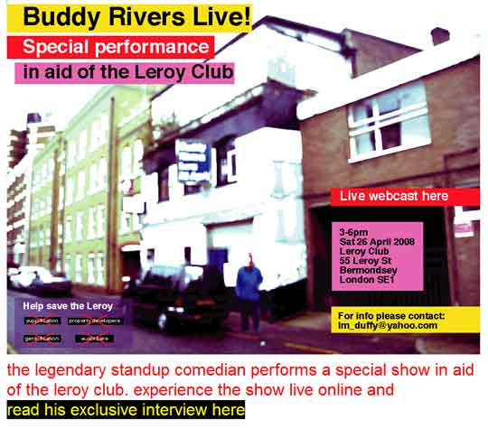 buddy rivers live by dave miller