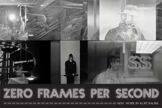 Kurt Ralske zero frames per second