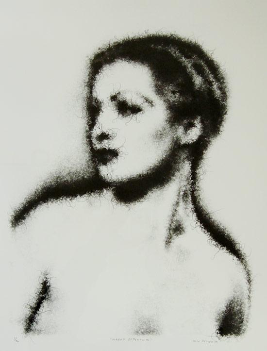 Meret Oppenheim LAL Nude 2010