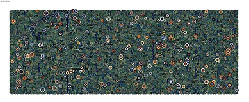 hilbert based geometric art