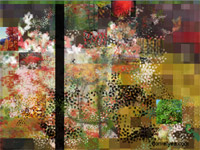 organic algorithmic art