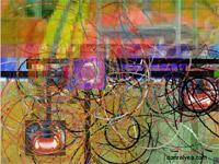 fusion algorithmic art