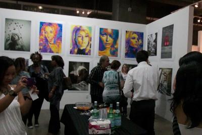 LACDA Electron Salon Show, Los Angeles