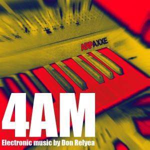 4AM Single Cover